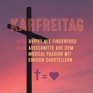 Karfreitag …