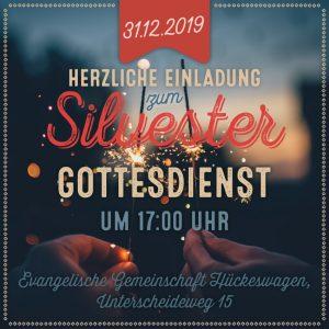 Silvestergottesdienst