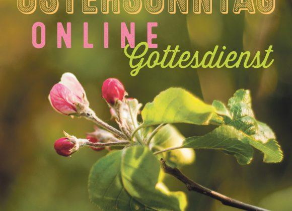Digitaler Ostergottesdienst am 12.04.
