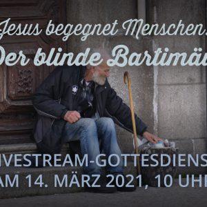 Livestream am 14.03.