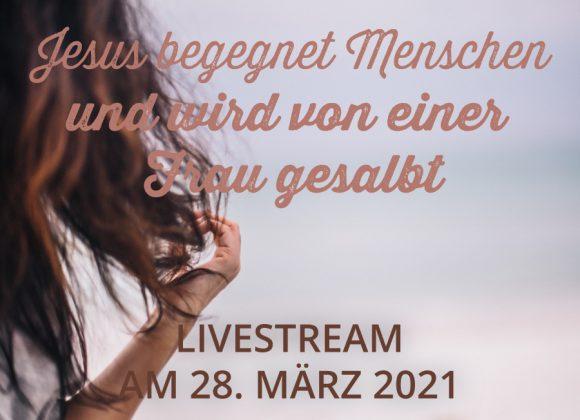 Livestream am 28.03.