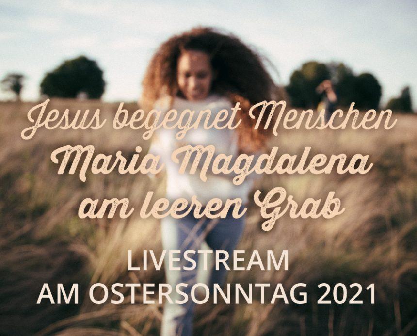 Livestream am Ostersonntag