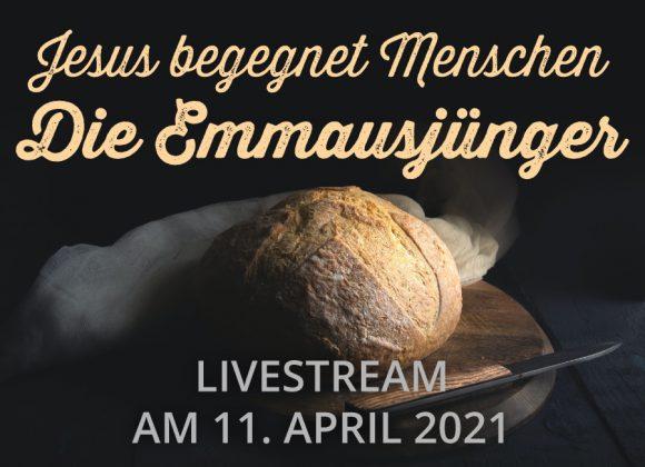 Livestream am 11.04.