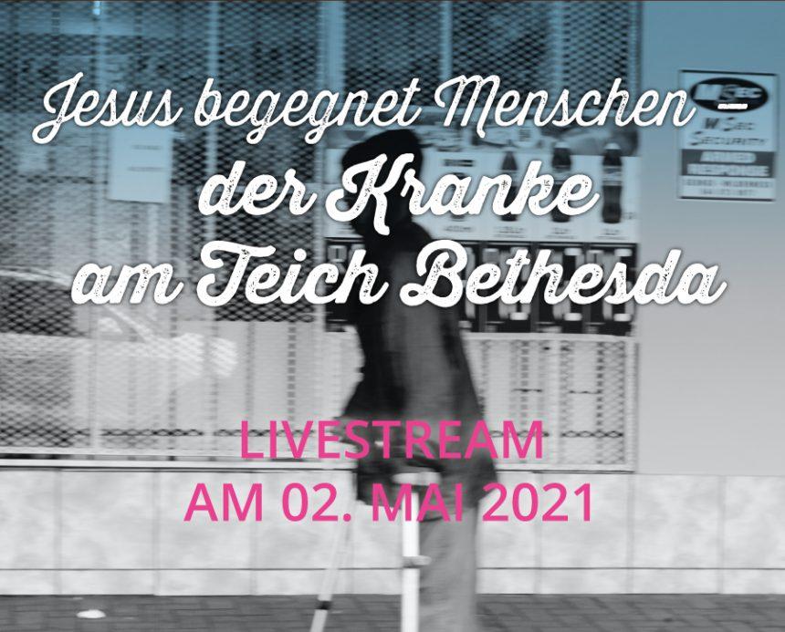 Livestream am 02.05.