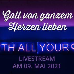 Livestream am 09.05.