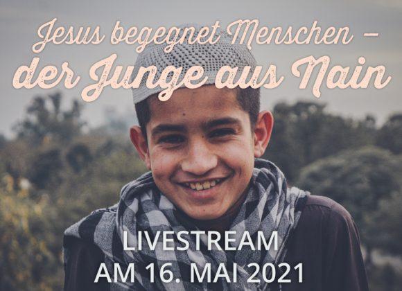 Livestream am 16.05.
