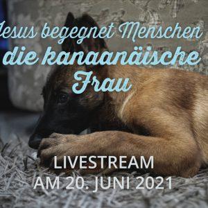 Livestream am 20.06.