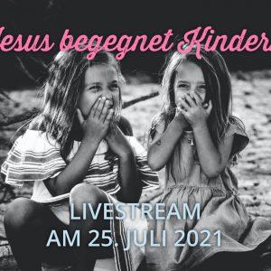 Livestream am 25.07.