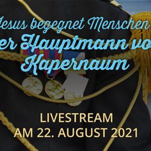 Livestream am 22.08.