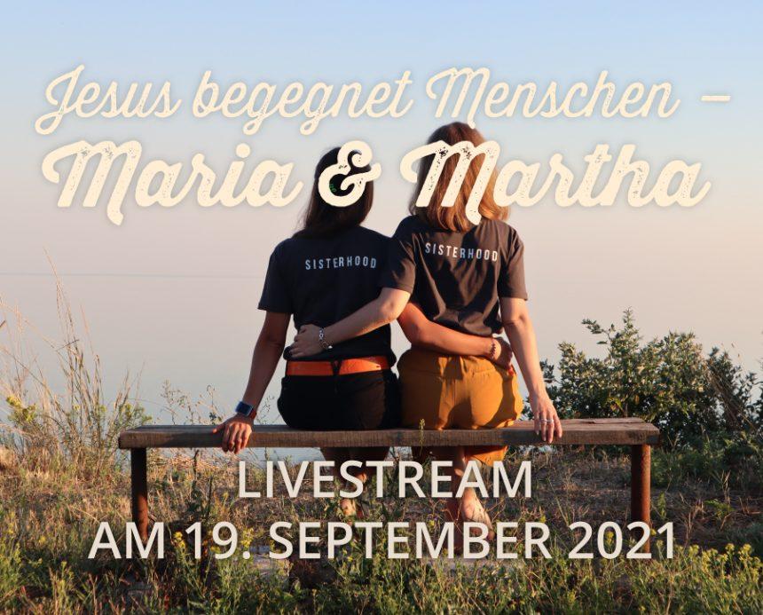Livestream am 19.09.